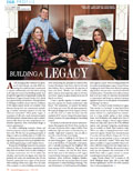 Legacy Custom Homes, LLC - Forest Bluff Magazine